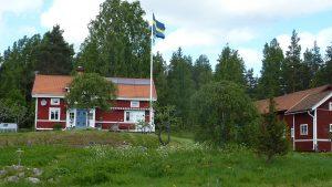 Fritidshuset i Nässi, Dalarna finns alltid i våra hjärtan